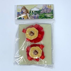 Disney Princess Belle Hair Clips